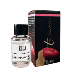 Feromony damskie, koncentrat - Tentacion Fragance for women 7 ml