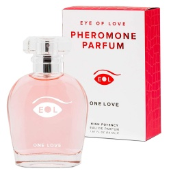 Feromony, perfumy damskie - One Love Eye Of Love
