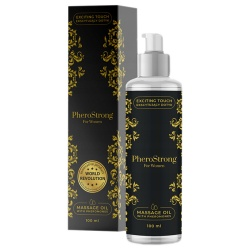 Olejek do masażu, damski - PheroStrong massage oil 100 ml