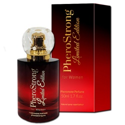 Perfumy damskie, mocne - PheroStrong Limited Edition 50 ml